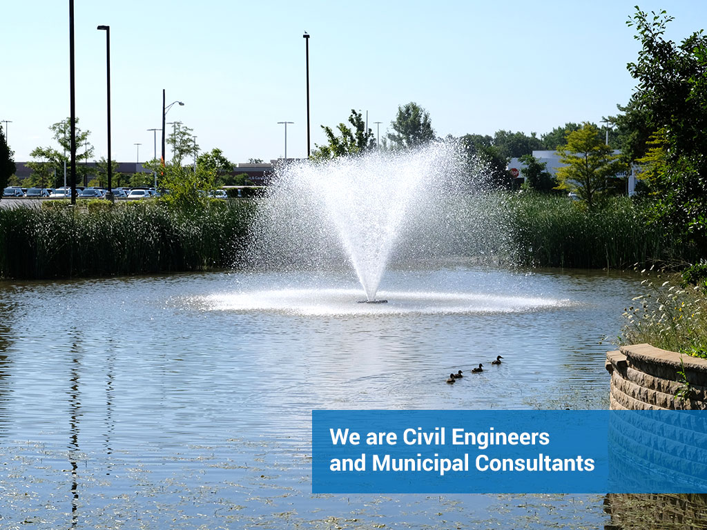 We are Civil Engineers and Municipal Consultants